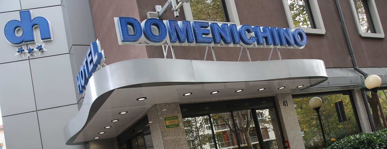 3 star hotels milan center hotel milan hotel for Hotel domenichino milano